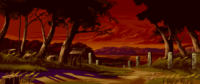 Village of Setting Sun from The Last Blade 2