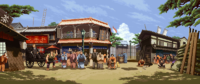 Town from The Last Blade